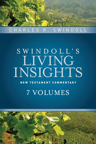 Swindoll's Living Insights (7 Volume Set)
