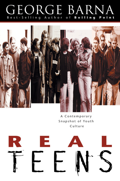 Real Teens: A Contemporary Snapshot of Youth Culture