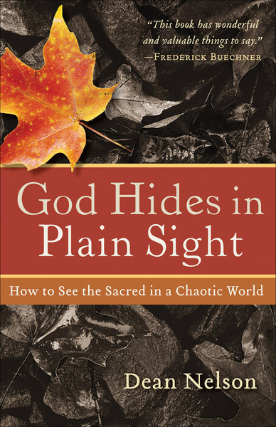 God Hides in Plain Sight How to See the Sacred in a Chaotic World