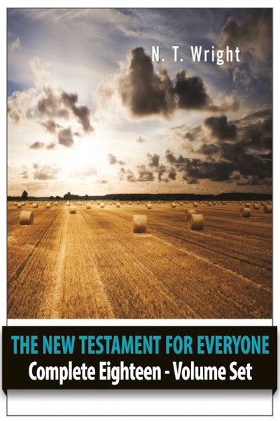 For Everyone Commentary Series - New Testament Set (18 Volumes)