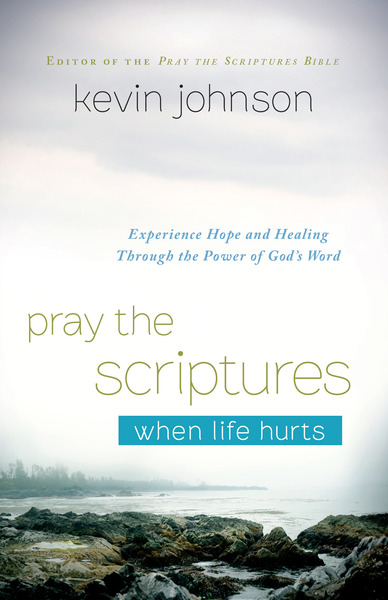 Pray the Scriptures When Life Hurts: Experience Hope and Healing Through the Power of God