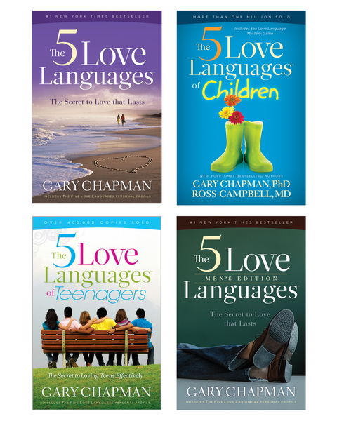 The 5 Love Languages/The 5 Love Languages Men