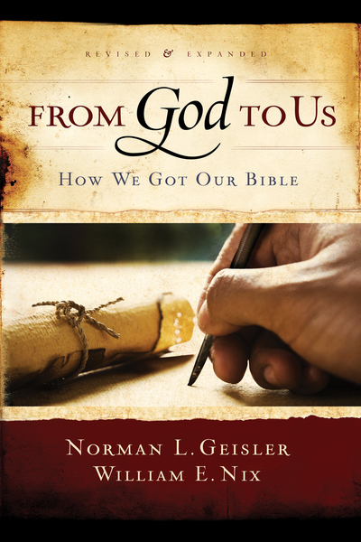 From God To Us SAMPLER: How We Got Our Bible