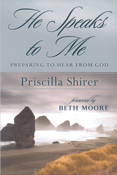 He Speaks to Me: Preparing to Hear the Voice of God