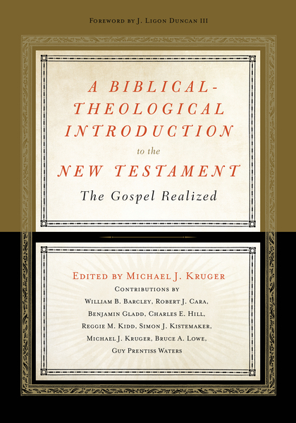 Biblical-Theological Introduction to the New Testament