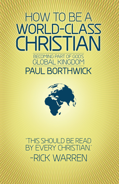 How to Be a World-Class Christian: Becoming Part of God