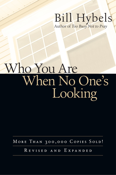 Who You Are When No One