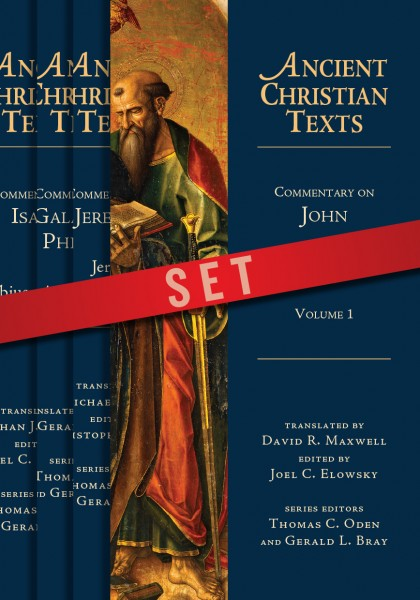 Ancient Christian Texts (14 Volume Set)