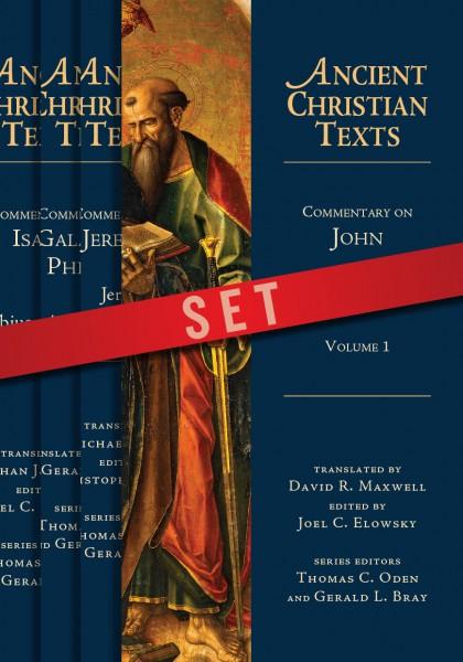 Ancient Christian Texts (14 Volume Set)