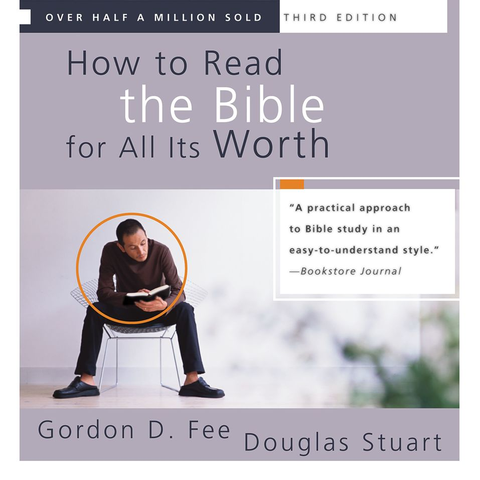How to Read the Bible For All Its Worth (Audio)