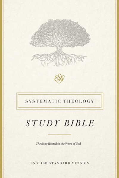 ESV Systematic <br>Theology <br>Study Bible